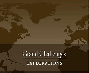 Grand Challenges Explorations