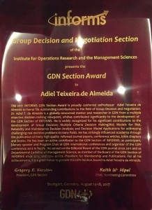AdielAlmeida_INFORMS GDN SectionAward