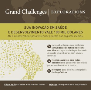 Grand Challenges Explorations 2017