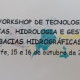 Workshop - Recursos Hídricos